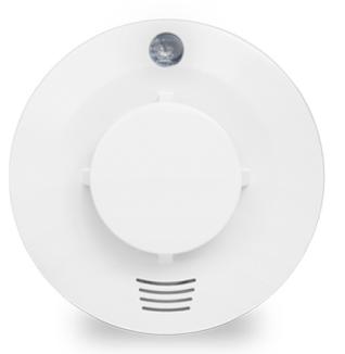 Wireless Photoeletric Smoke Detector