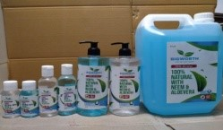 Sanitizer 100ML to 5ltr