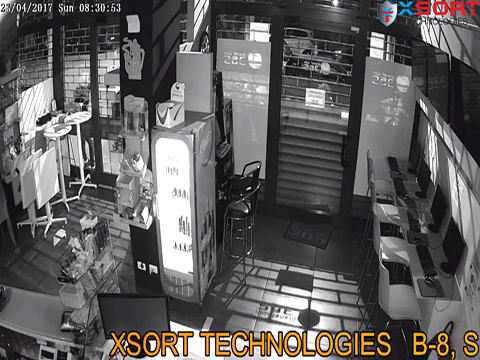 Fogging Security System - Xsort Technologies