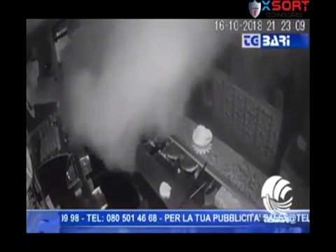 UR Fog Italy Robbery stopped Oct 2018